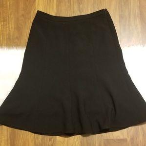 LOFT dressy skirt